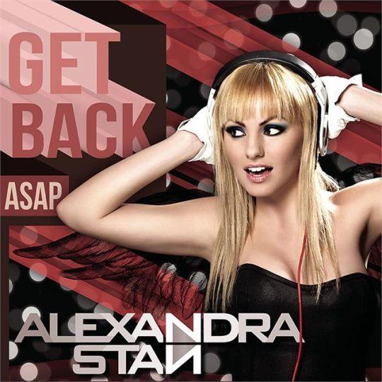 Coverafbeelding Get Back Asap - Alexandra Stan