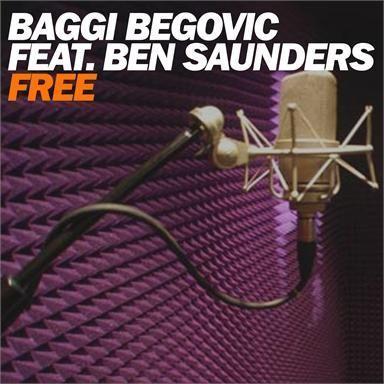 Coverafbeelding Free - Baggi Begovic Feat. Ben Saunders
