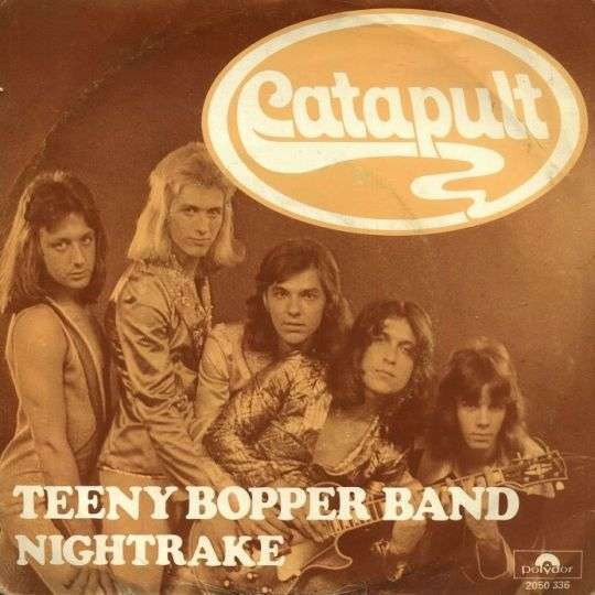 Coverafbeelding Teeny Bopper Band - Catapult