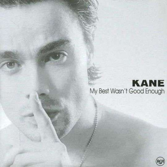 Coverafbeelding Kane - My Best Wasn't Good Enough