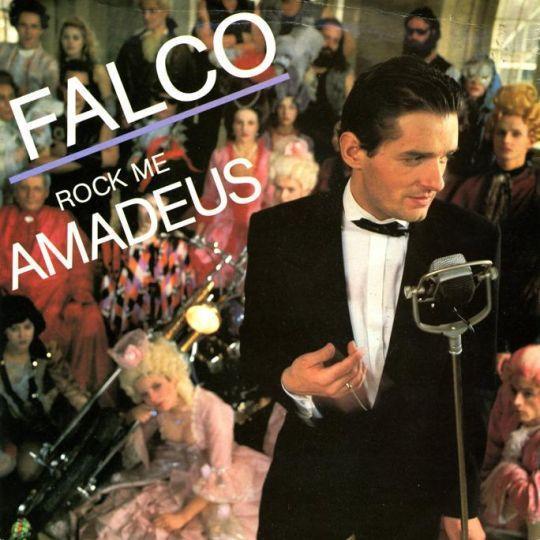 Coverafbeelding Rock Me Amadeus - Falco