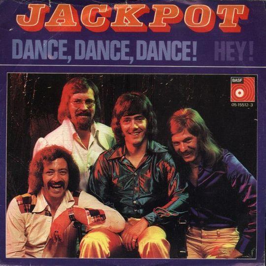 Coverafbeelding Jackpot - Dance, Dance, Dance!