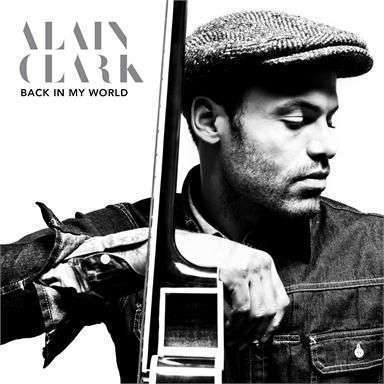 Coverafbeelding alain clark - back in my world