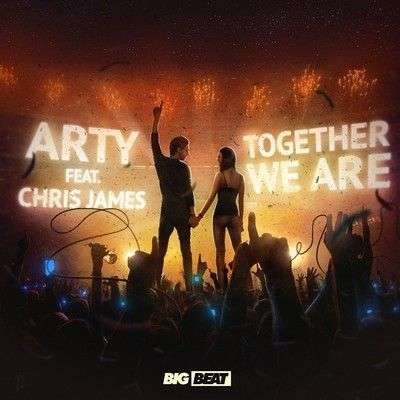 Coverafbeelding Together We Are - Arty Feat. Chris James