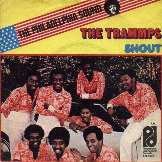 Coverafbeelding The Trammps - Shout