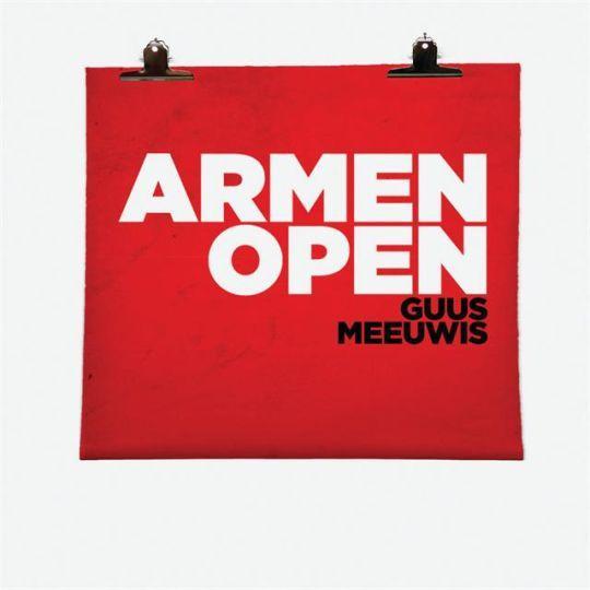 Coverafbeelding Armen Open - Guus Meeuwis