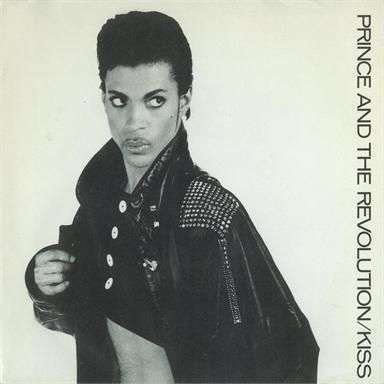 Coverafbeelding Prince and The Revolution - Kiss
