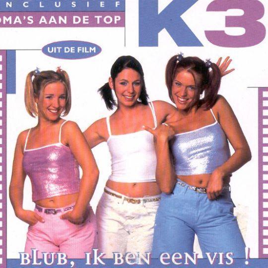 Coverafbeelding Blub, Ik Ben Een Vis!/ Oma's Aan De Top - K3