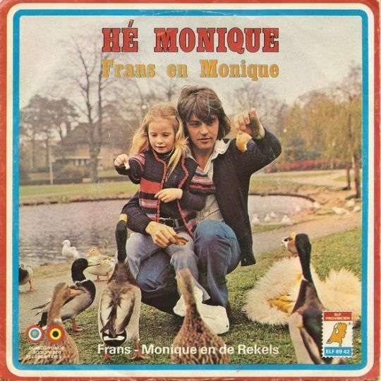 Coverafbeelding Hé Monique - Frans En Monique