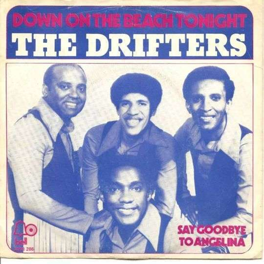 Coverafbeelding Down On The Beach Tonight - The Drifters