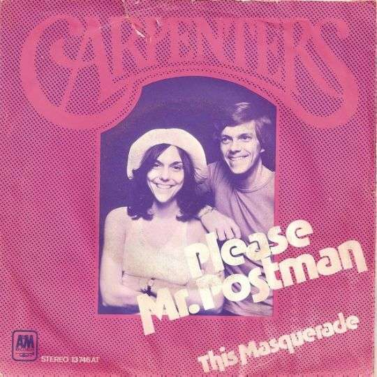 Coverafbeelding Please Mr. Postman - Carpenters