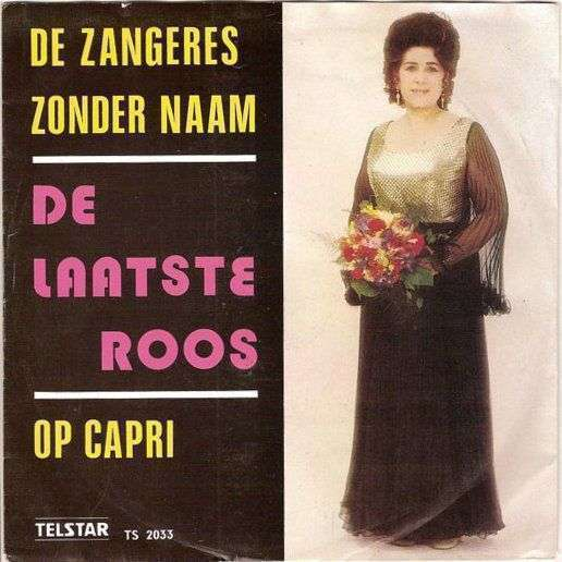 Coverafbeelding De Laatste Roos - De Zangeres Zonder Naam
