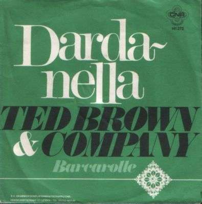 Coverafbeelding Ted Brown & Company - Dardanella