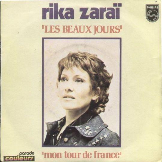 Coverafbeelding Les Beaux Jours - Rika Zaraï