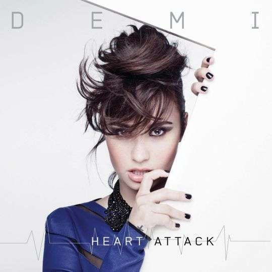 Coverafbeelding Heart Attack - Demi