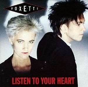 Coverafbeelding Listen To Your Heart - Roxette