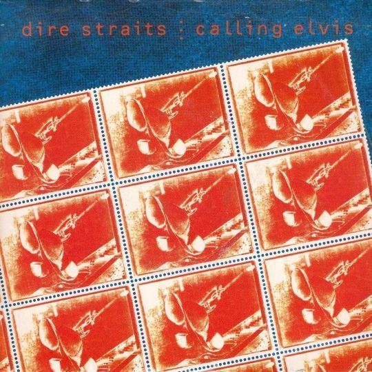 Coverafbeelding Calling Elvis - Dire Straits