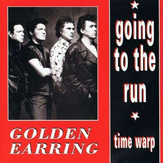 Coverafbeelding Going To The Run - Golden Earring