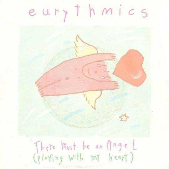 Coverafbeelding There Must Be An Angel (Playing With My Heart) - Eurythmics