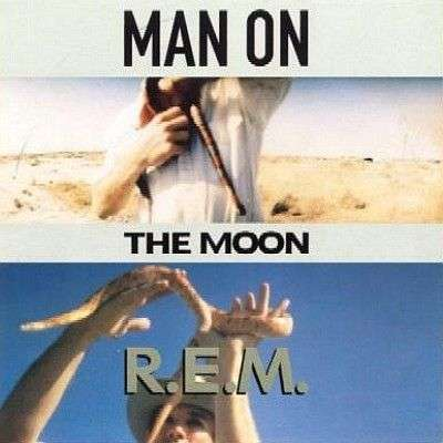 Coverafbeelding Man On The Moon - R.e.m.