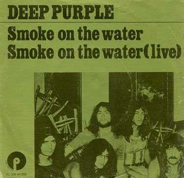 Coverafbeelding Smoke On The Water - Deep Purple