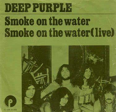 Coverafbeelding Deep Purple - Smoke On The Water
