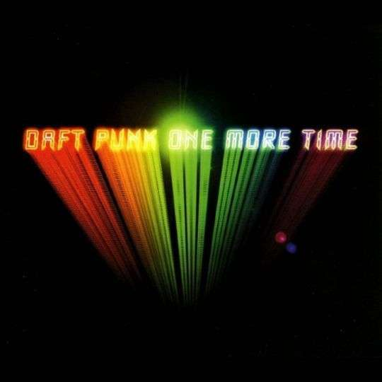 Coverafbeelding One More Time - Daft Punk