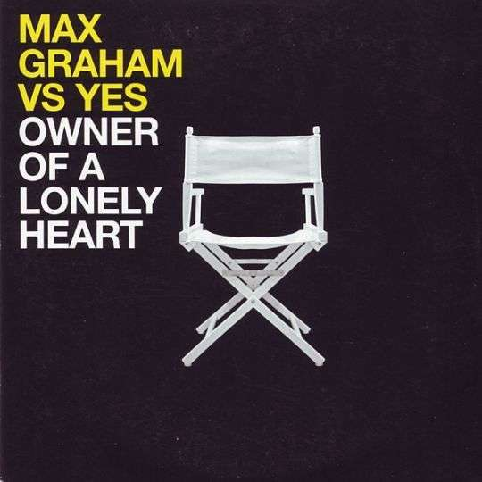 Coverafbeelding Max Graham vs Yes - Owner Of A Lonely Heart