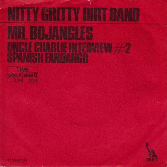 Coverafbeelding Mr. Bojangles - Nitty Gritty Dirt Band