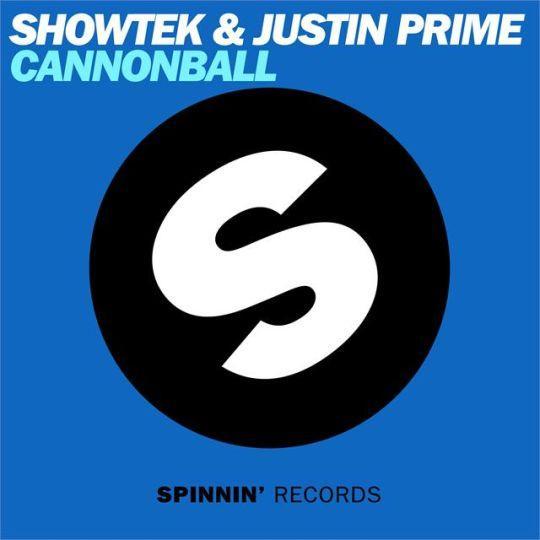Coverafbeelding Cannonball - Showtek & Justin Prime