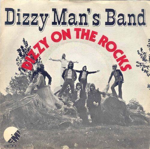 Coverafbeelding Dizzy Man's Band - Dizzy On The Rocks