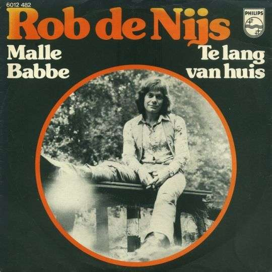 Coverafbeelding Malle Babbe - Rob De Nijs