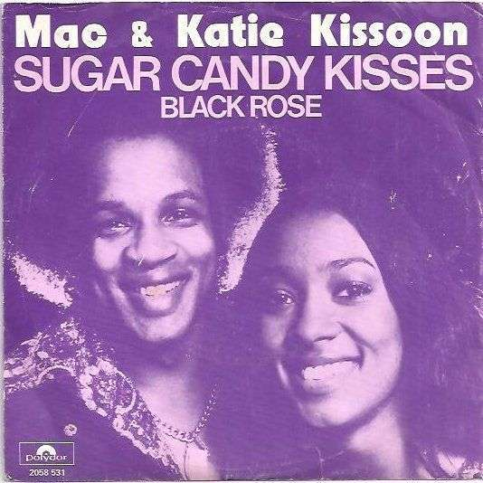 Coverafbeelding Sugar Candy Kisses - Mac & Katie Kissoon