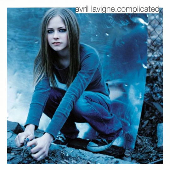 Coverafbeelding Complicated - Avril Lavigne