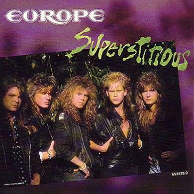 Coverafbeelding Superstitious - Europe