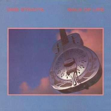 Coverafbeelding Walk Of Life - Dire Straits