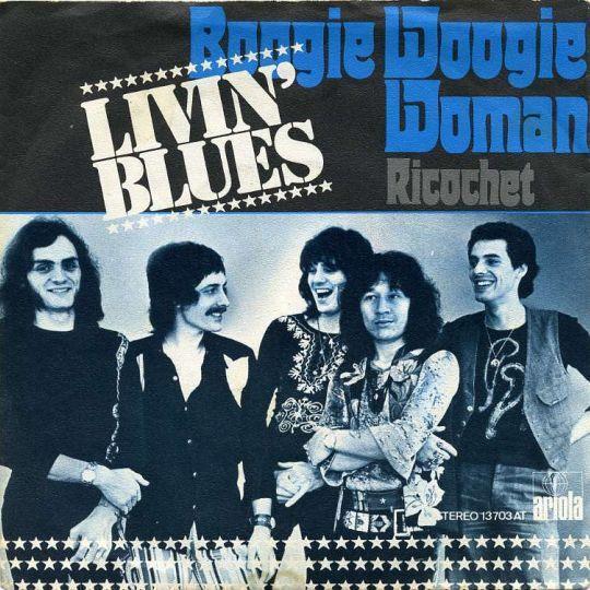 Coverafbeelding Boogie Woogie Woman - Livin' Blues