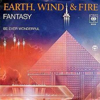 Coverafbeelding Earth, Wind & Fire - Fantasy
