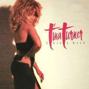 Coverafbeelding Tina Turner - Typical Male
