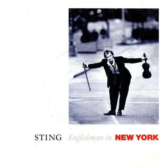 Coverafbeelding Englishman In New York - Sting