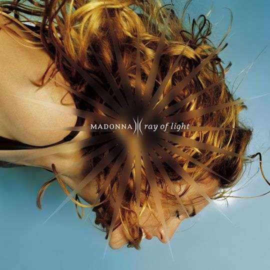 Coverafbeelding Ray Of Light - Madonna