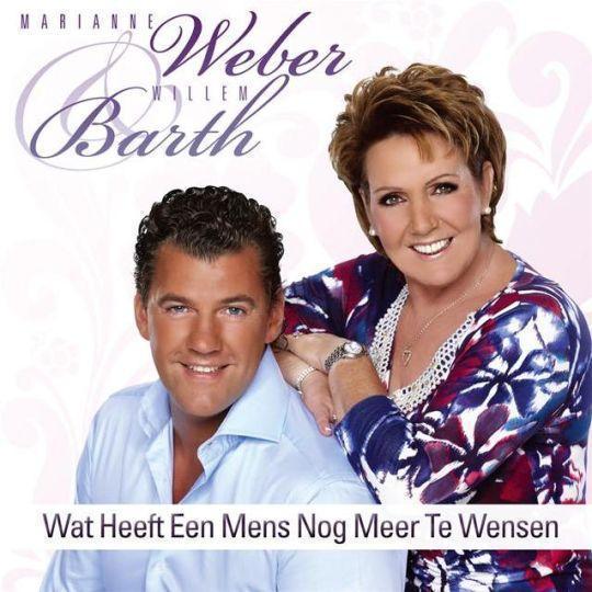 Coverafbeelding Wat Heeft Een Mens Nog Meer Te Wensen - Marianne Weber & Willem Barth