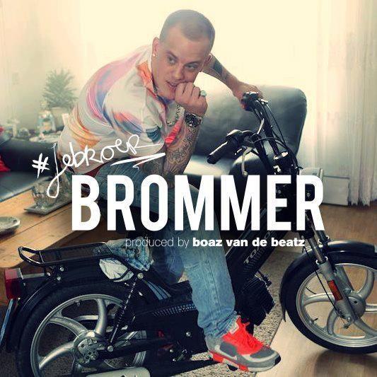 Coverafbeelding Brommer - Jebroer