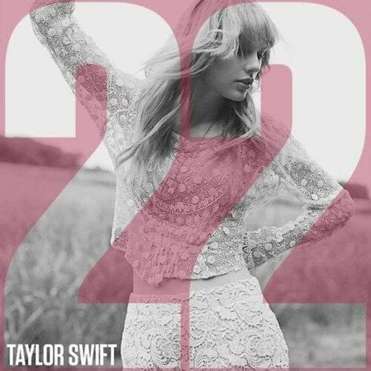 Coverafbeelding 22 - Taylor Swift