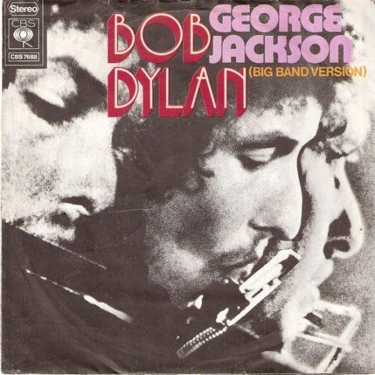 Coverafbeelding Bob Dylan - George Jackson