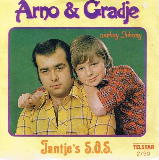 Coverafbeelding Jantje's S.o.s. - Arno & Gradje