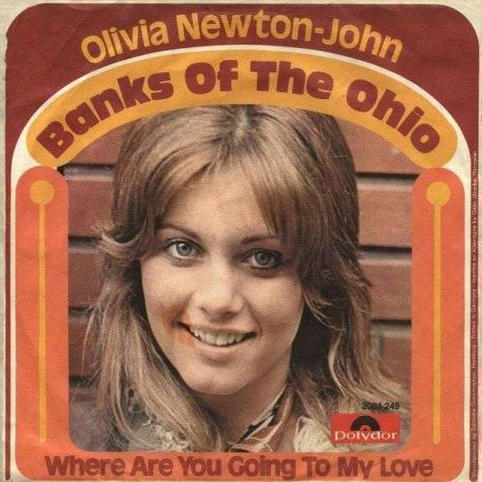 Coverafbeelding Banks Of The Ohio - Olivia Newton-john