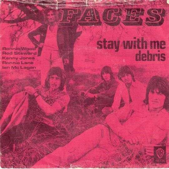 Coverafbeelding Faces - Stay With Me