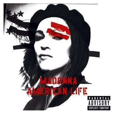 Coverafbeelding American Life - Madonna