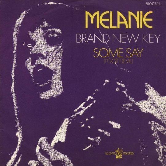 Coverafbeelding Brand New Key - Melanie